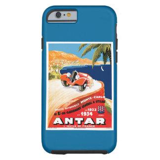 Rallye Automobile de Monte Carlo iPhone 6 Case