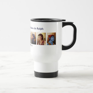 Ralph le Magicien - Tasse - Customized Travel Mug