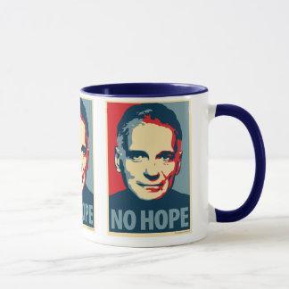 Ralph Nader - No Hope: OHP Mug