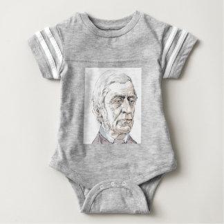 Ralph Waldo Emerson Baby Bodysuit