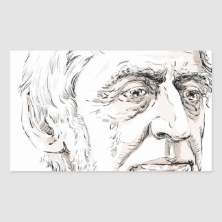 Ralph Waldo Emerson Sticker