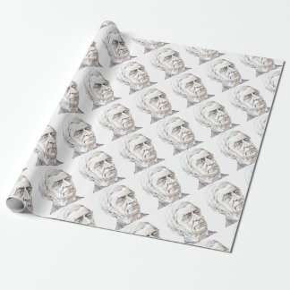 Ralph Waldo Emerson Wrapping Paper