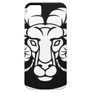 Ram Aries Zodiac Sign Case For The iPhone 5