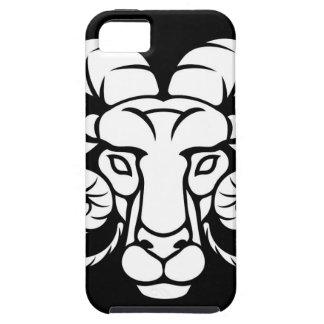 Ram Aries Zodiac Sign iPhone 5 Case