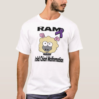 RAM Arnold Chiari Malformation T-Shirt