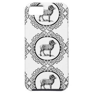 ram in a round iPhone 5 case