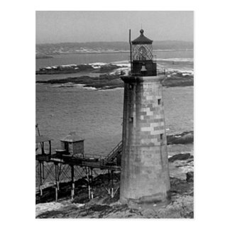 Ram Island Ledge Lighthouse Postcard