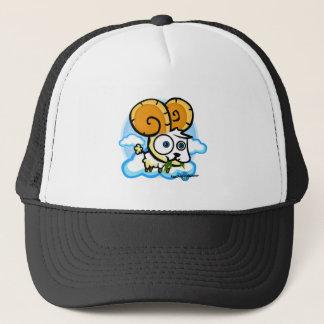 RAM LIGHT TRUCKER HAT