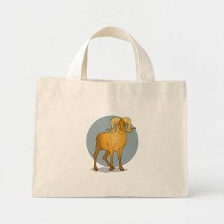 Ram Mini Tote Bag