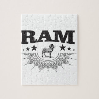 ram of the sheep jigsaw puzzle
