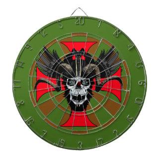 Ram skull 3 tw dartboard