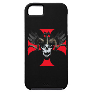 Ram skull 3 tw iPhone 5 cover