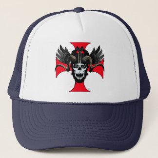 Ram skull 3 tw trucker hat