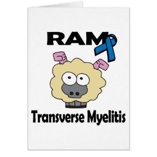 RAM Transverse Myelitis Card