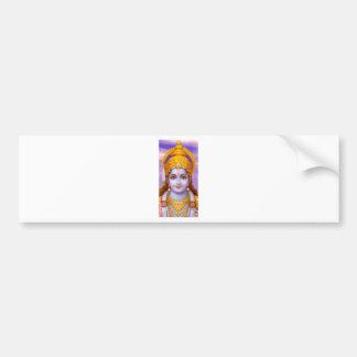 rama god bumper sticker