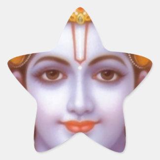 rama god star sticker