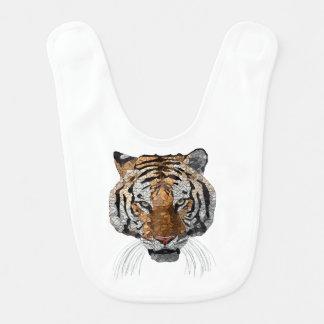 Rama the Tiger Bib