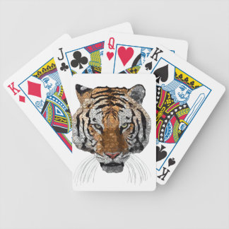 Rama the Tiger Bicycle Playing Cards