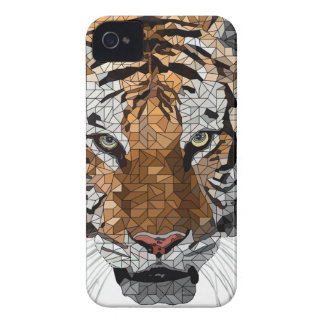 Rama the Tiger Case-Mate iPhone 4 Cases