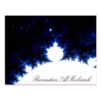 Ramadan Almubarak Postcard