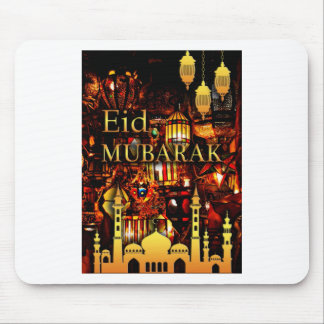 ramadan card 3 mouse pad