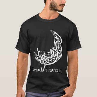 Ramadan Kareem (Dark Colors) T-Shirt