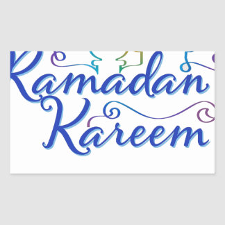 RAMADAN KAREEM . STICKER