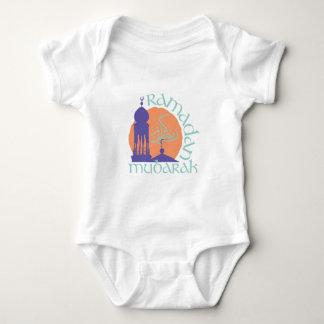 Ramadan Mubarak Baby Bodysuit