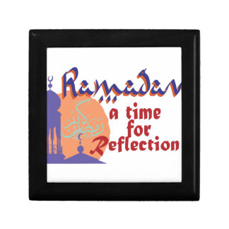 Ramadan Time For Reflection Gift Box