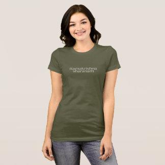Ramakrishna Sharanam T-Shirt