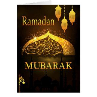 Ramanan Mubarak Card