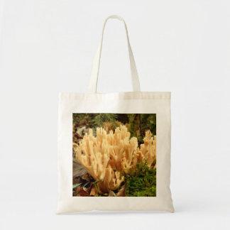 Ramaria stricta Fungi Tote Bag