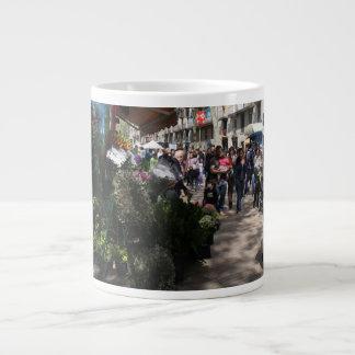 Rambla, Barcelona Large Coffee Mug