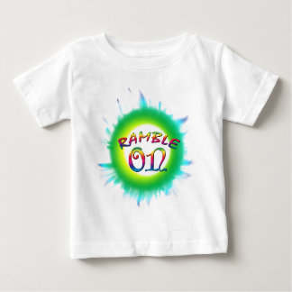 Ramble On Baby T-Shirt
