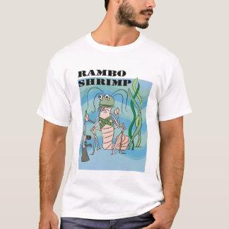 rambo shrimp T-Shirt