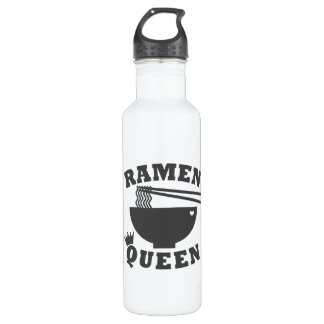 Ramen Queen 710 Ml Water Bottle