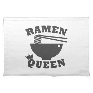 Ramen Queen Placemat