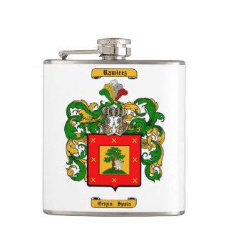 Ramirez Hip Flask