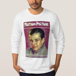 Ramon Novarro 1927 movie magazine cover T-Shirt