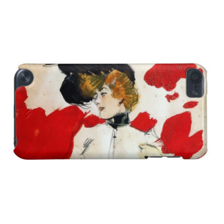 """Ramon painting Houses """"Lady with hat of pens iPod Touch 5G Covers"""