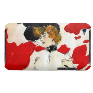 """Ramon painting Houses """"Lady with hat of pens iPod Touch Covers"""