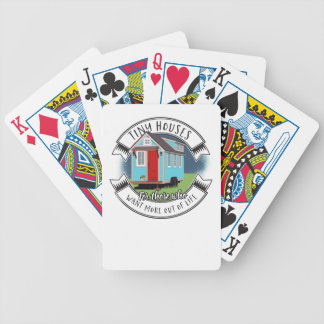 ramon - tiny house bicycle playing cards