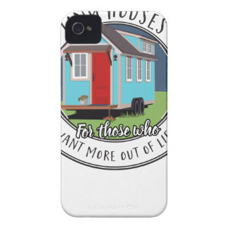 ramon - tiny house iPhone 4 cover