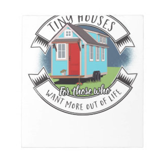 ramon - tiny house notepad
