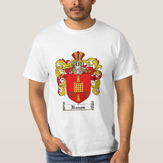 Ramos Family Crest - Ramos Coat of Arms T-Shirt