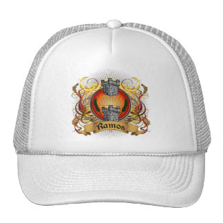 Ramos Family Crest Trucker Hat