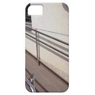 Ramp for physically challenged at the entrance iPhone 5 covers