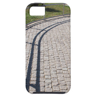 Ramp for physically challenged from the granite pa iPhone 5 case