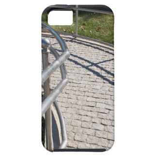 Ramp for physically challenged from the granite pa iPhone 5 cases