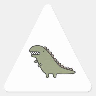 Rampaging Dinosaur! Sticker